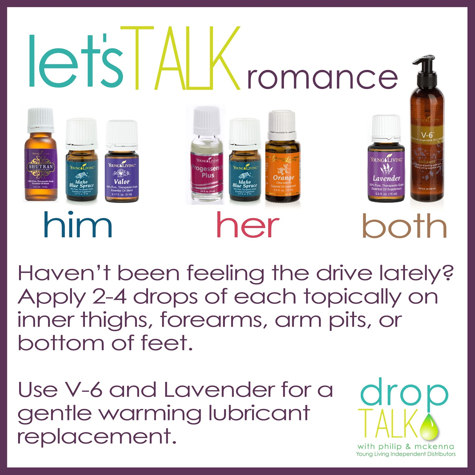 essential oils for low male libido