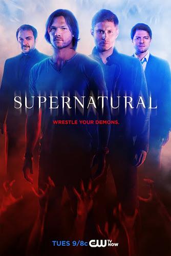 Supernatural Temporada 10 (HDTV 720p Ingles Subtitulada)