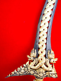 keris naga temanten
