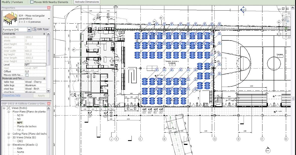 Asunto MBA-111: Revit Architecture 2012 - Primeras impresiones