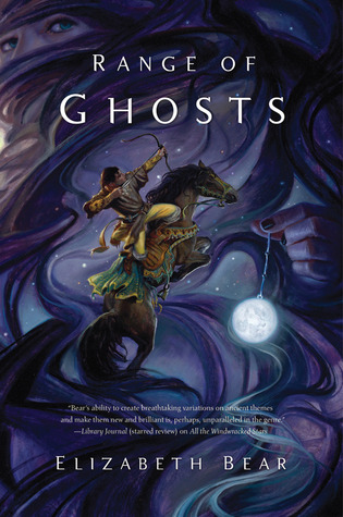 Range of Ghost book cover