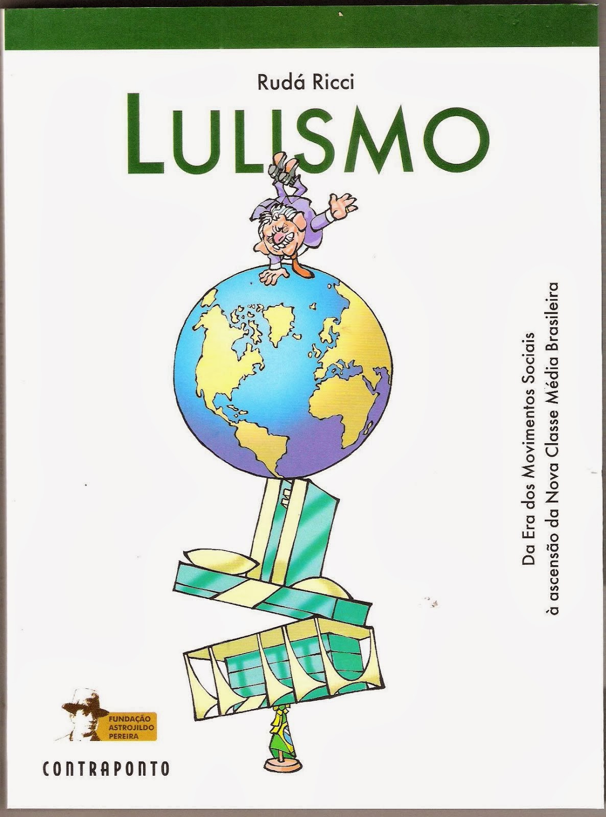 LIVRO LULISMO 2a EDIÇÃO