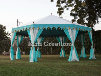 Maharaja Pavilion Tents