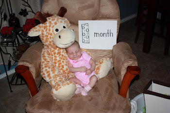 Mia - 1 month old