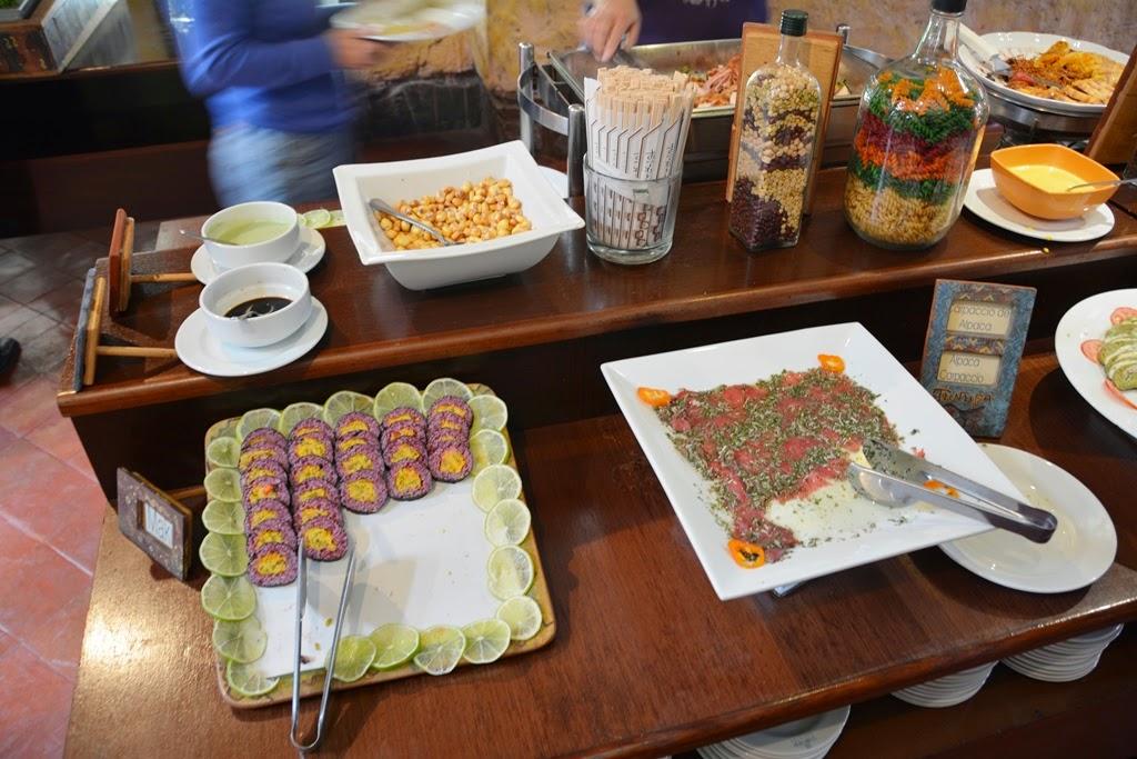 Tunupa Restaurant Ollantaytambo