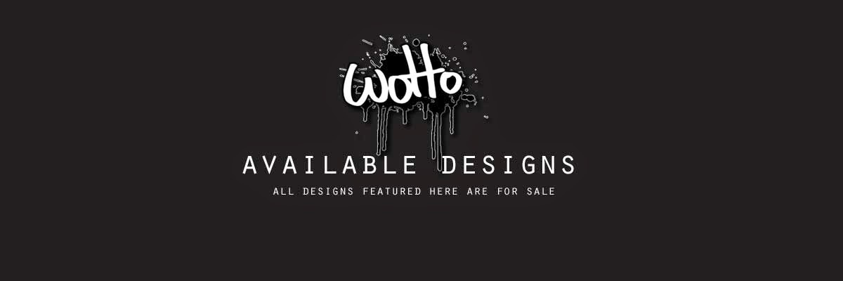 wotto's Tee Designs For Sale