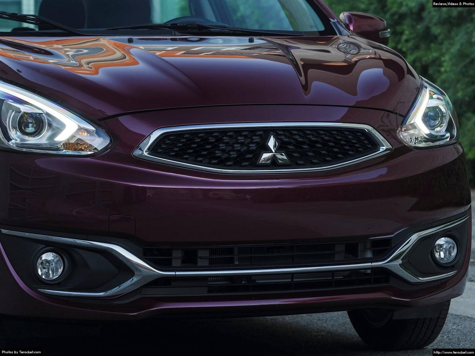 Hình ảnh xe ô tô Mitsubishi Mirage GT 2017 & nội ngoại thất