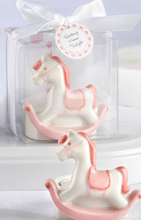 Rocking Horse Candle Holder