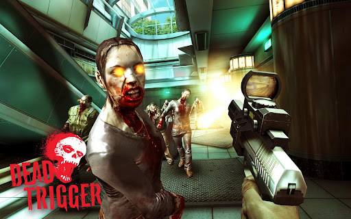 Dead Trigger v1.8.2 APK + DATA Android zip full version market google