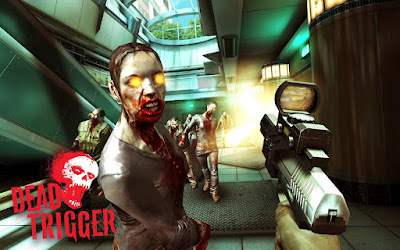 Dead Trigger v1.8.2 APK + DATA Android zip full version market google play