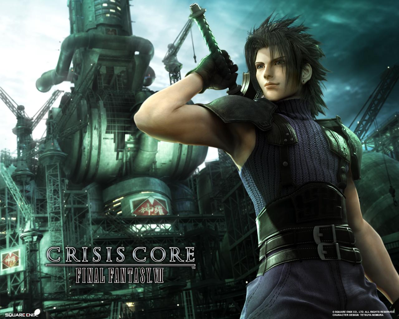 Zack Fair Quotes | Final Fantasy VII Crisis Core | Great ...