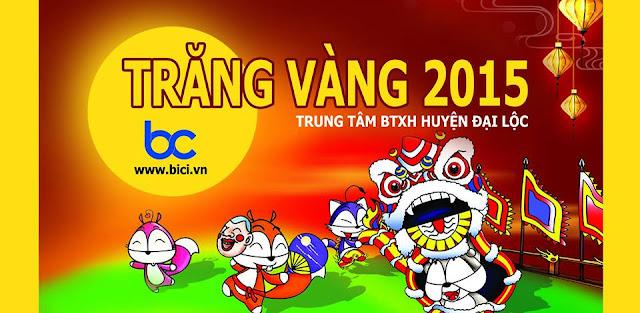 Chương trình trăng vàng BiCi 2015