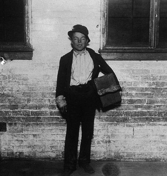Старые фотографии: Нью-Йорк в 19 веке