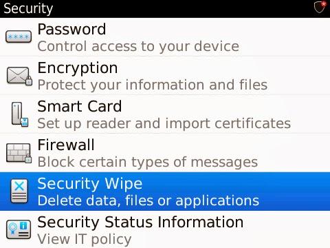 cara mengganti blackberry id pada ponsel bb