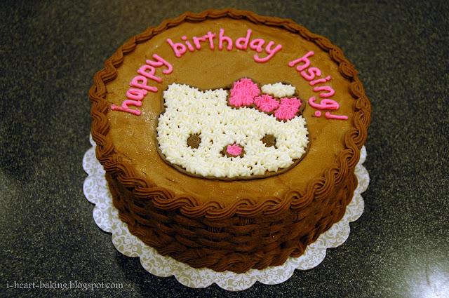 Hello Kitty Cake Recipe Uk