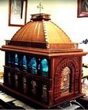 CARGUÍO 2012 Reliquias de San Martín de Porres - Monasterio Santa Rosa