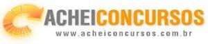 Site Achei Concursos