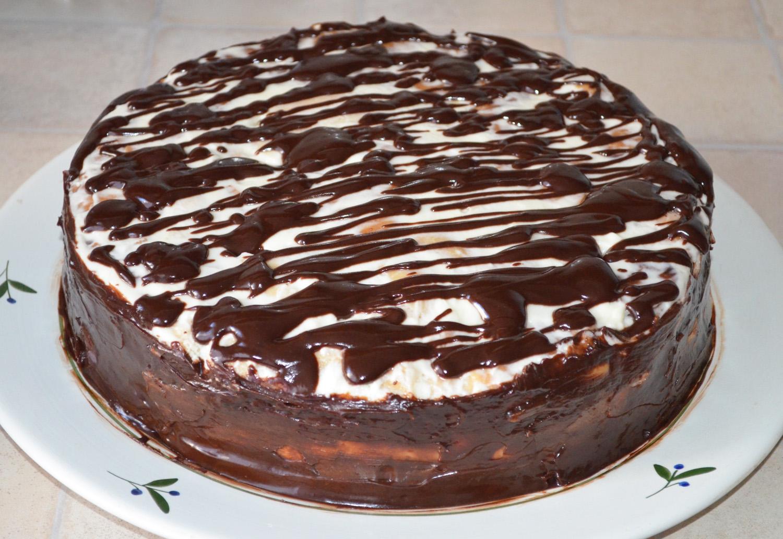 Торты без шоколада рецепты простые в домашних условиях