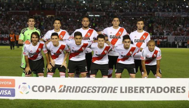 Copa Bridgestone Libertadores 2015, River Plate y su camino a la final.