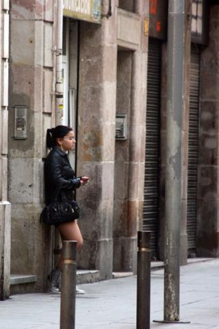 prostitutas coslada prostitutas negras en la calle