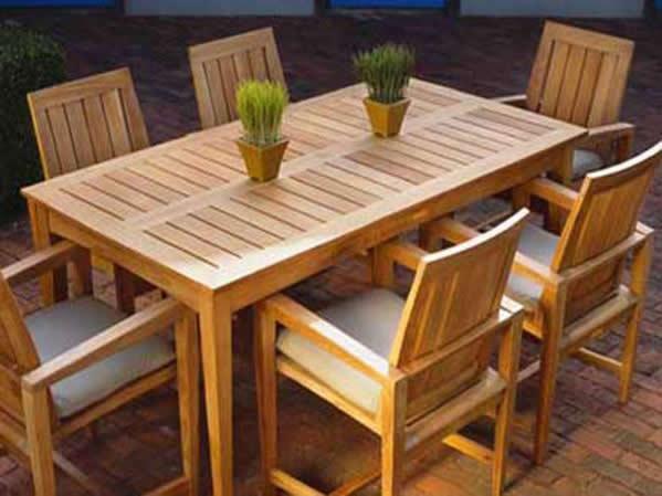 Teakwood Outdoor Furniture Sets