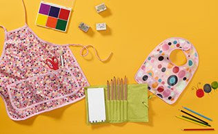 MyHabit: Save Up to 60% off Back to School: Arts + Crafts Corner: Why not have your kid get a head start on working that noggin with these fun yet educational toys and arts + crafts sets that are anything but brain power depleting.