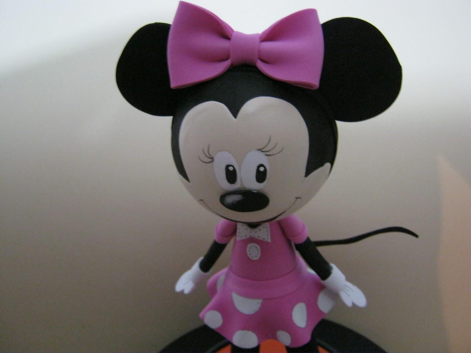 Patrones De Minnie Mouse