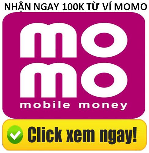 Khuyến mãi Ví Momo