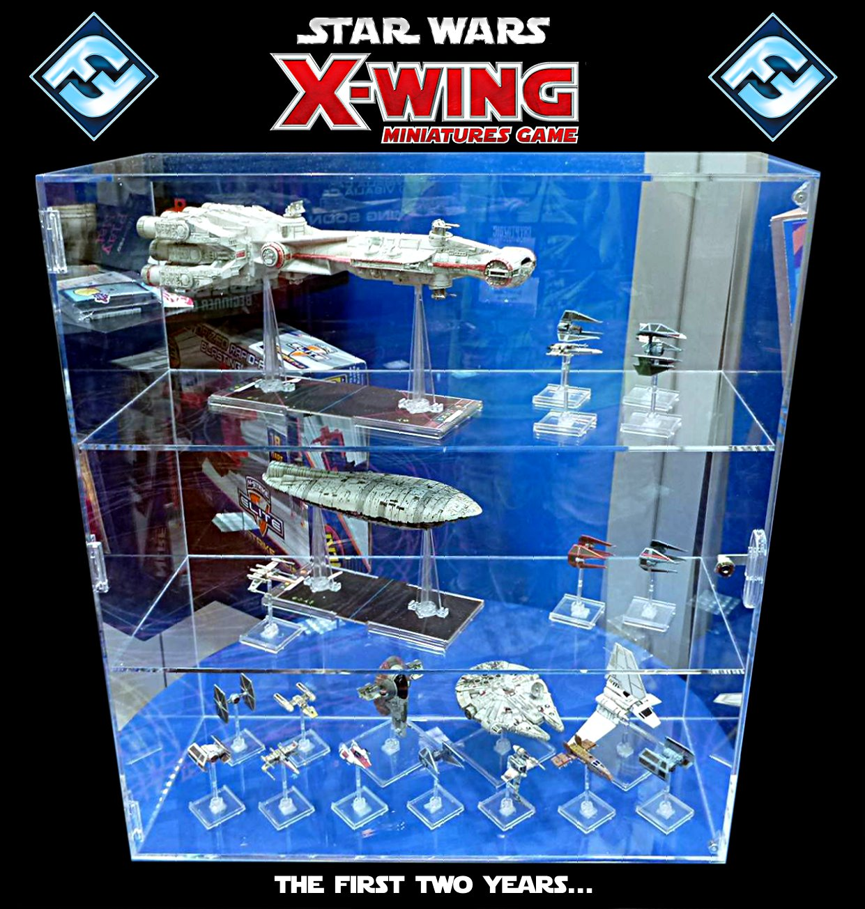 Star Wars X Wing Miniatures Game: BLACK SIX RED SEVEN: STAR WARS X-WING SECOND ANNIVERSARY