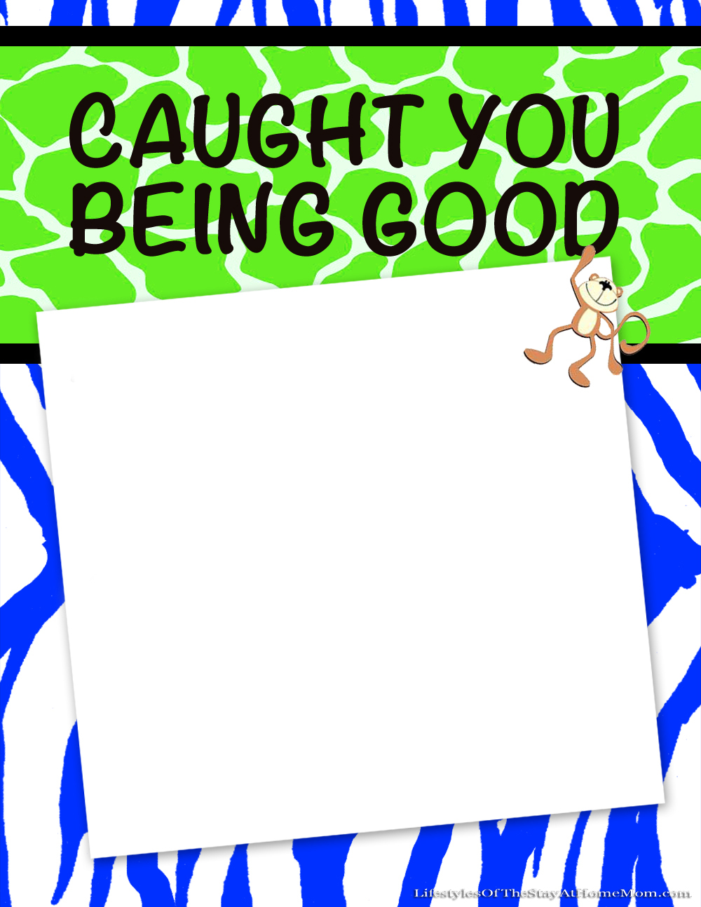 """Search Results for """"Caught Being Good Printable"""" – Calendar 2015"""