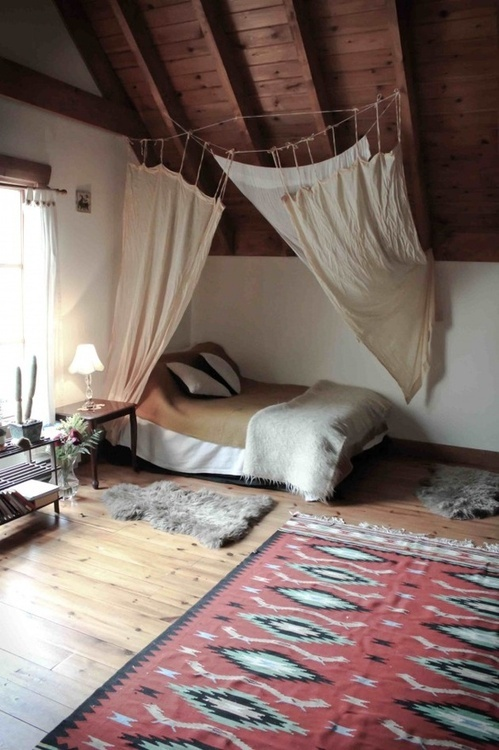 moon to moon creating a relaxing bohemian bedroom