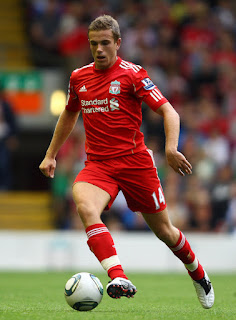 Jordan Henderson - Liverpool (1)