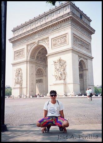 El Arco del Triunfo Paris