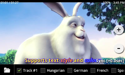 MX Player Pro android video player