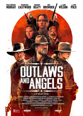 Outlaws And Angels 2016 DVD R1 NTSC Spanish