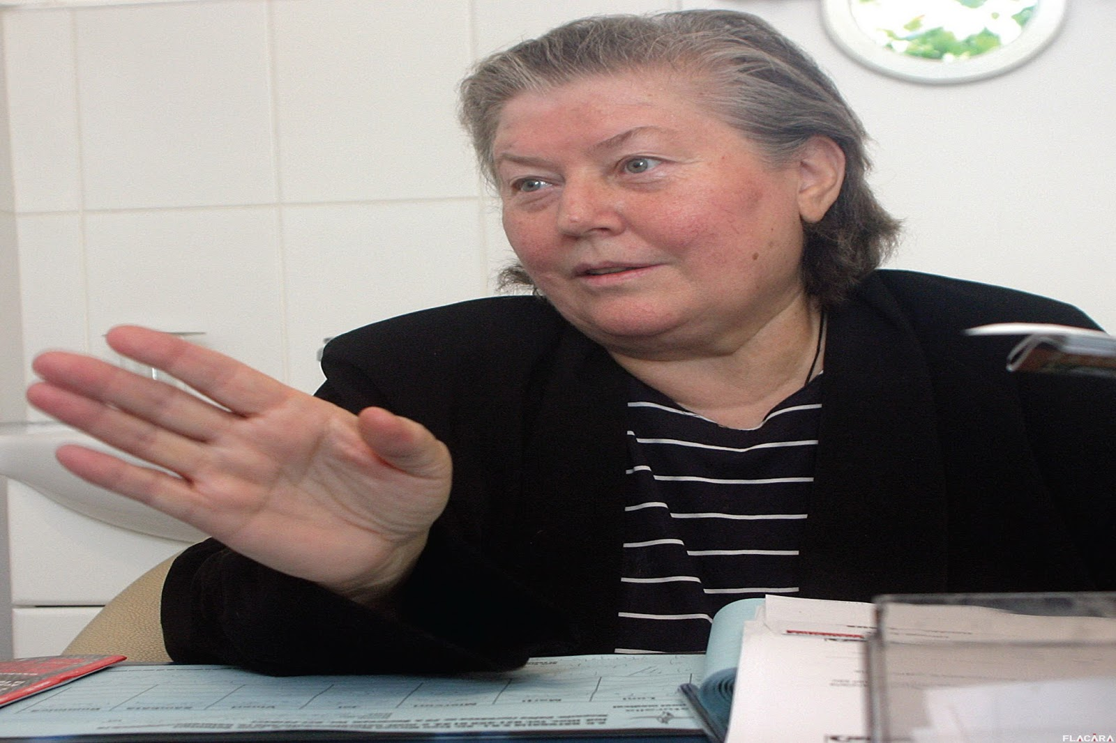 "Dr. Maria Chirila ""Suntem victimele unui experiment alimentar criminal"""