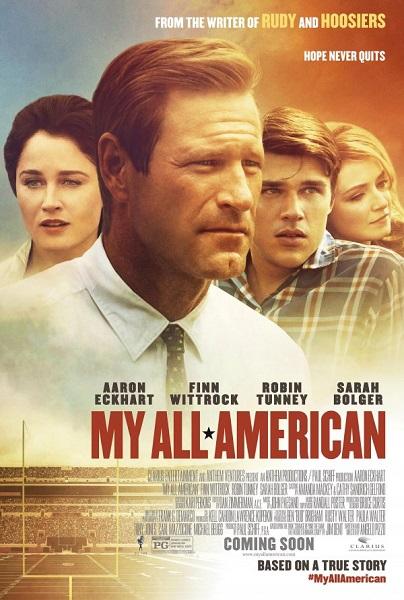 Film My All American 2015 di Bioskop