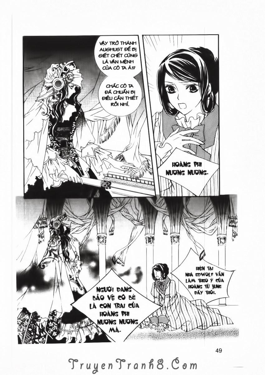 A Kiss For My Prince - Nụ Hôn Hoàng Tử Chapter 24 - Trang 14