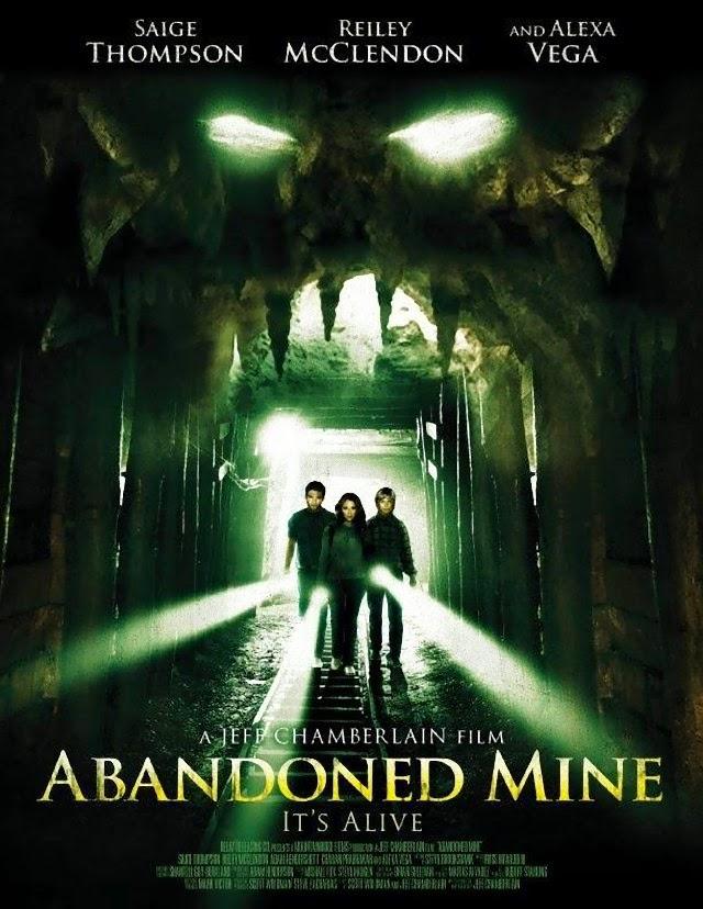 La película Abandoned Mine ( Mina abandonada )