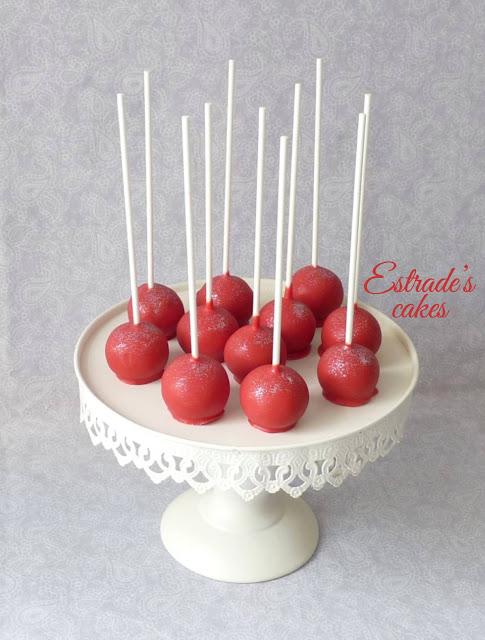 cake pops rojos 4