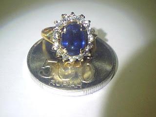 Batu safir (sapphire)