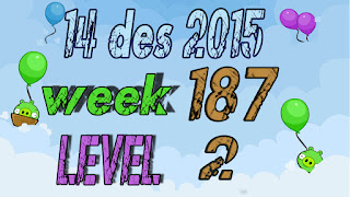 Angry Birds Friends Tournament Week 187 level 2