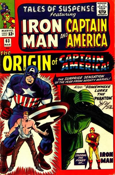 Tales of Suspense #63 image