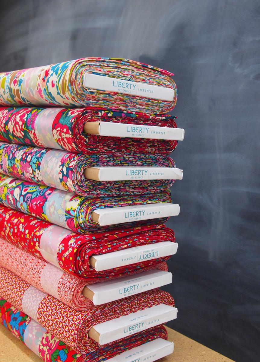 Fancy Tiger Crafts Liberty Lifestyle Fabrics Blog Giveaway