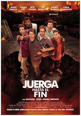 Cartel de la película Juerga Hasta El Fin