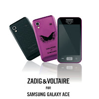 Galaxy Ace by Zadig & Voltaire