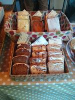 Super Mum Diaries - Londres Borough Market Cakes