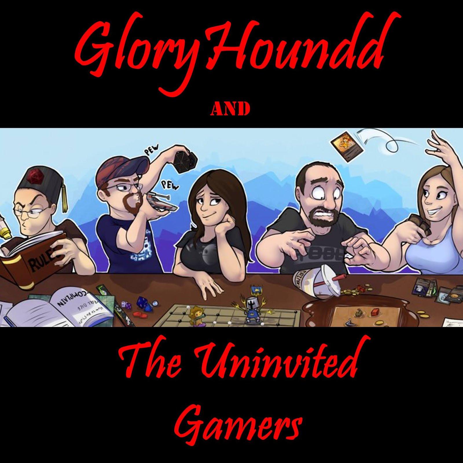 Visit GloryHoundd.com