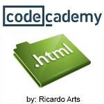 Codecademy - Ricardo Arts