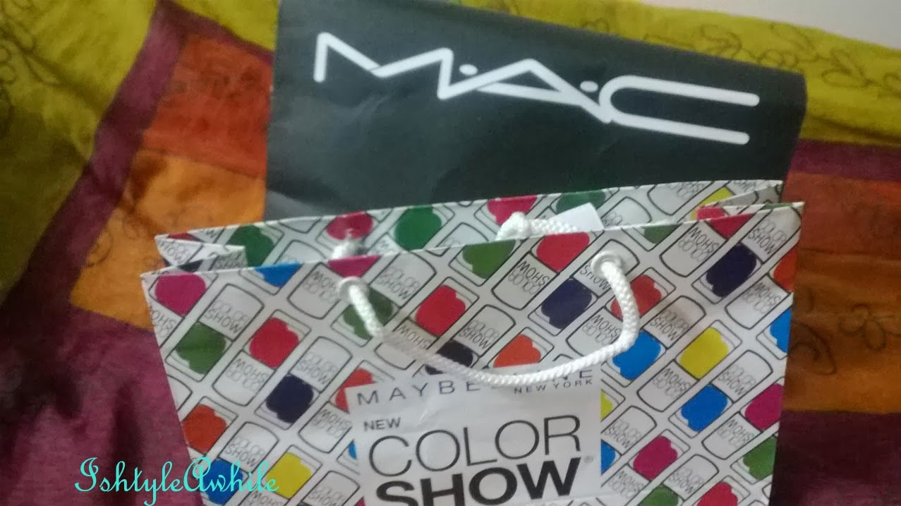 Makeup Haul!! (and it included MAC stuff) image